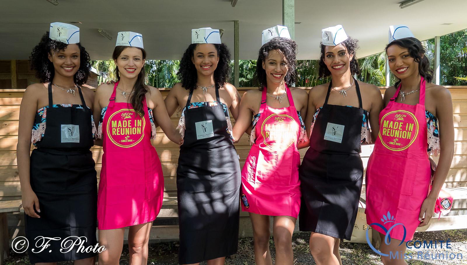 6 cuisinières en herbe
