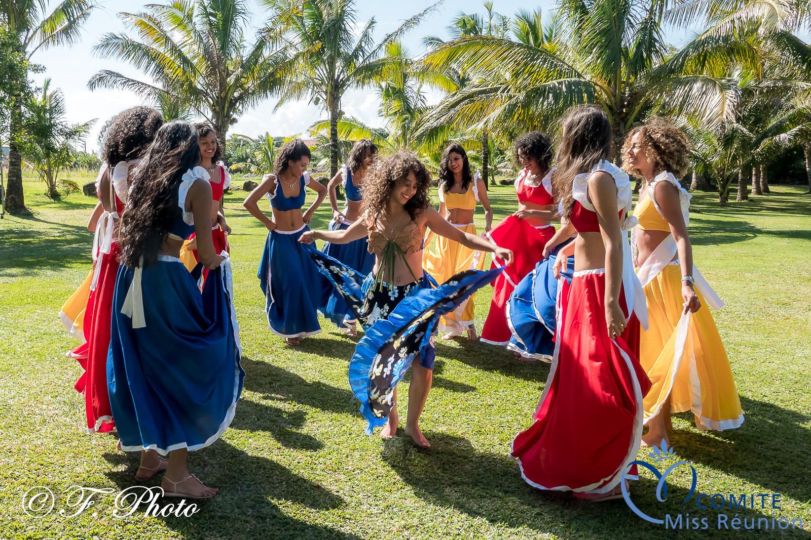 Elles ont toutes dansé le séga!