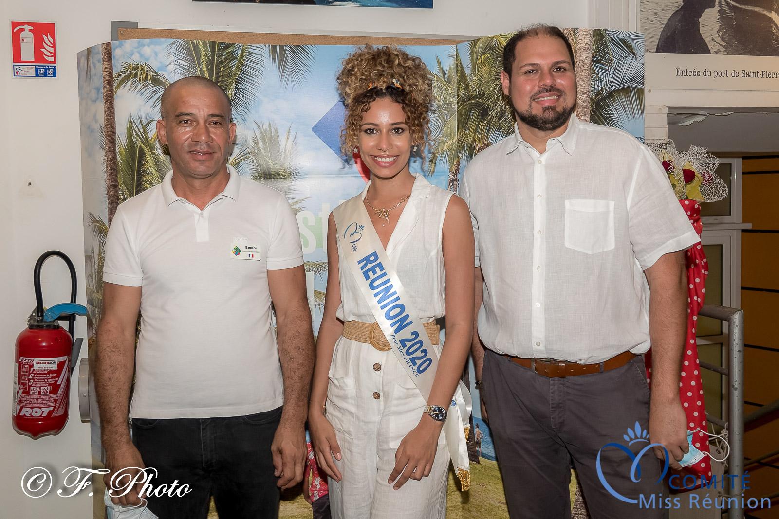 Destination Sud pour les 12 candidates Miss Réunion 2021