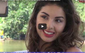 Miss Réunion 2016 en visite sur la côte Est de Madagascar: vidéo