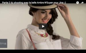 Shooting avec la belle Ambre N'Guyen pour Jina (2)