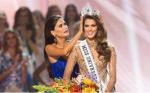 Iris Mittenaere, Miss Univers, de retour en France du 16 au 20 mars