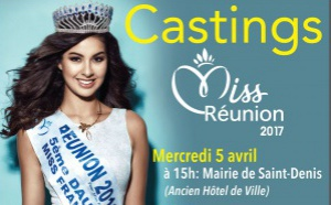 Miss Réunion 2017: les Castings démarrent!
