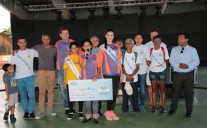 Contre le cancer: Miss Réunion marraine du Relais pour la vie