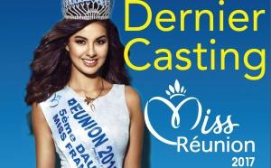 Dernier Casting Miss Réunion ce samedi 15 avril