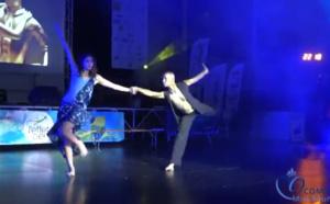Miss Réunion a dansé une rumba...