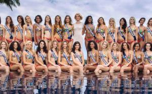 Miss France 2018: les 30 candidates en Californie et à Châteauroux!