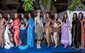 Défilé des 12 candidates à Saint-Gilles et show mode de Miss Agency
