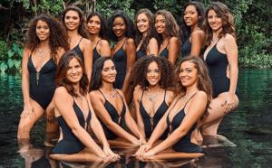 Les 12 candidates Miss Réunion 2019 en maillot de bain