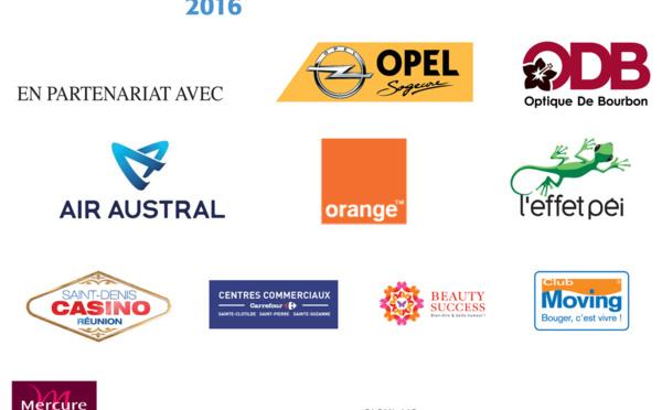 Les Partenaires Miss Réunion 2016