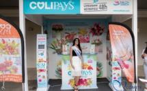 Miss Réunion chez Colipays et chez Antenne Réunion au Salon de la Maison 2018