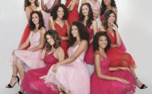 Les 12 candidates Miss Réunion 2019