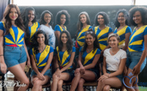 Les 12 candidates Miss Réunion 2021